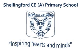 Shellingford School Logo